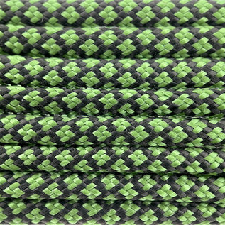 123Paracord Paracord 550 type III Forest Groen Diamond