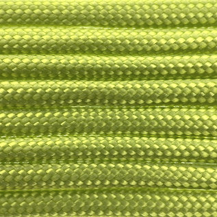 123Paracord Paracord 550 type III Lime Groen