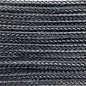 123Paracord Microcord 1.4MM Antraciet