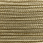 123Paracord Microcord 1.4MM Goud