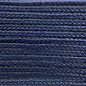 123Paracord Microcord 1.4MM Navy Blauw