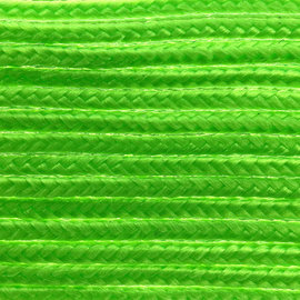 123Paracord Microcord 1.4MM Ultra Neon Groen