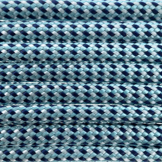 123Paracord Paracord 550 type III Moonlight path Color FX