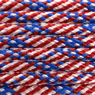 123Paracord Paracord 550 type III Stars 'n Stripes