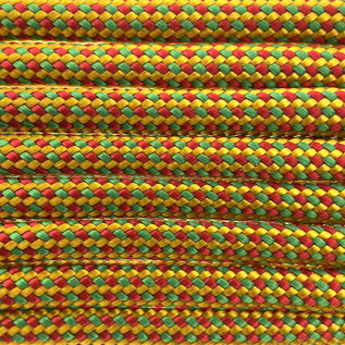 123Paracord Paracord 550 type III Tiger lily Color FX