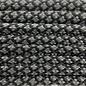 123Paracord Paracord 550 type III Steel Grijs Diamond