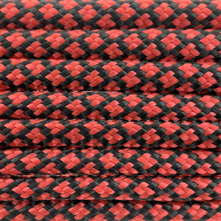 123Paracord Paracord 550 type III Simply Rood Diamond