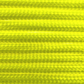 123Paracord Paracord 550 type III Ultra Neon Geel