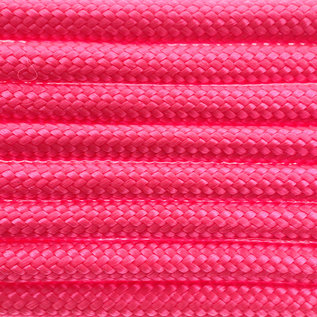 123Paracord Paracord 550 type III Roze neon