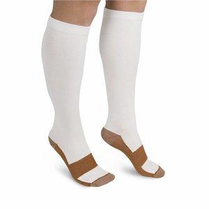 O'DADDY O'DADDY Compression Socks, black and white