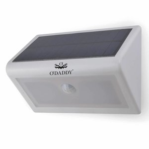 O'DADDY MAIA Solar wandlamp met bewegingssensor