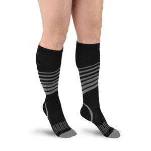H&L Compressie Sokken Stripes, 8 kleuren