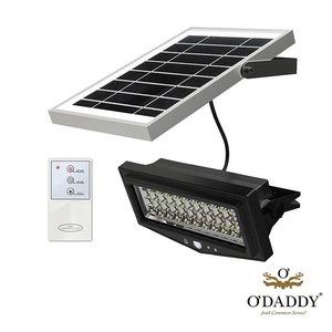 O'DADDY Alarm Lamp Los Solar Panel + AB POLARIS