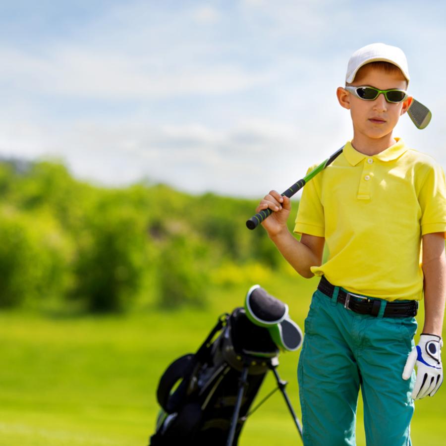 Golfkleding - Kids