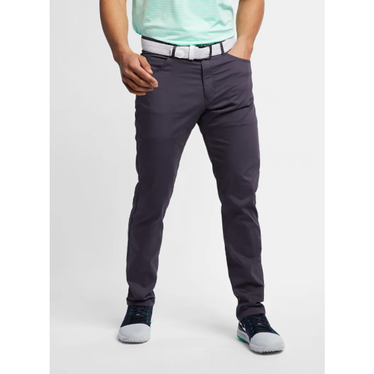 astronauta Casarse dinámica  Nike Slim-Fit 5-Pocket Golf Trousers | Flex Pant | Gridiron/Wolf Grey -  RSGolfshop
