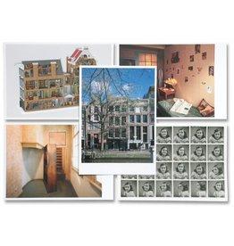 Fotopostkarten Anne Frank Haus