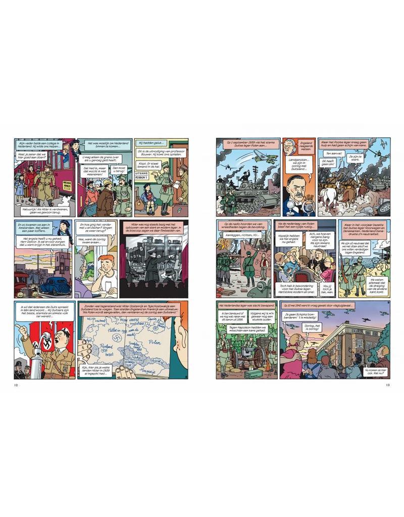 A Family Secret - Comic (3 idiomas)