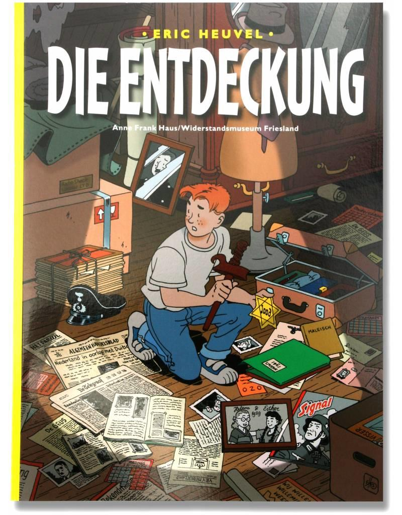 De Ontdekking -  Stripboek (3 talen)