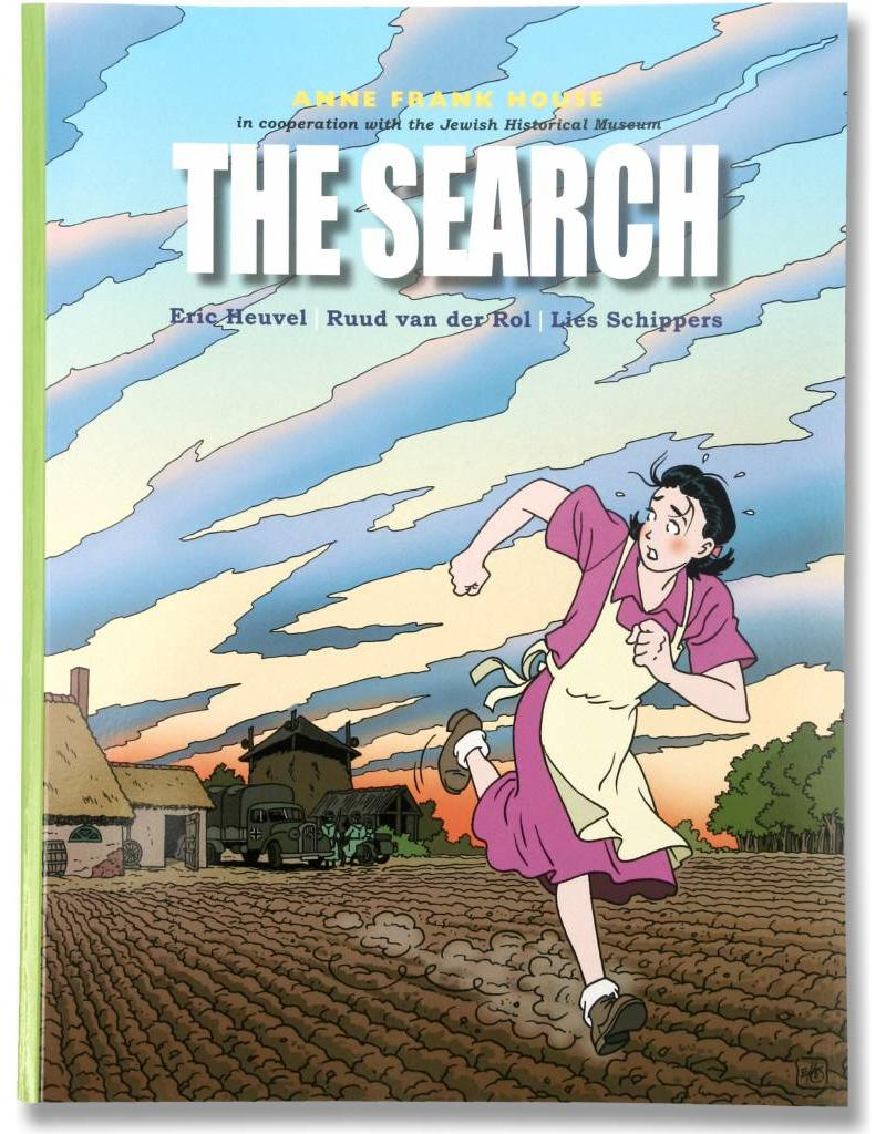 The Search - Graphic novel (3 languages)