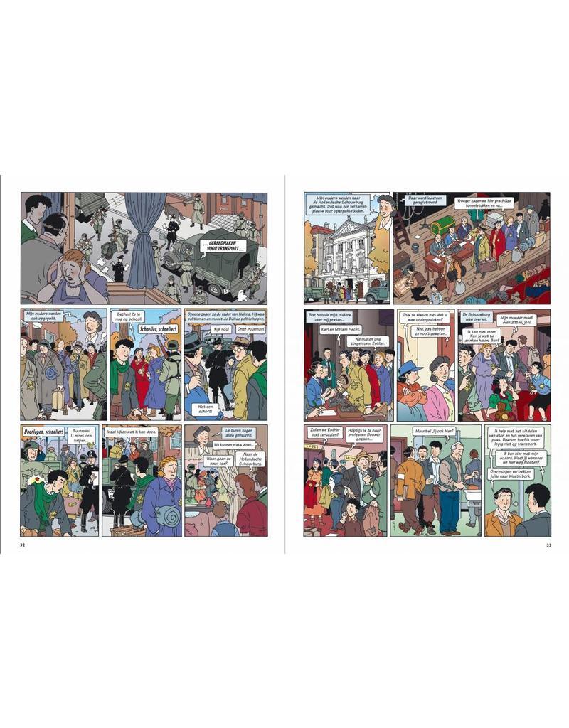 The Search - Graphic novel (3 idiomas)