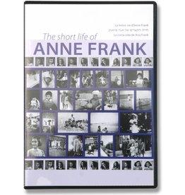 La corta vida de Ana Frank (dvd)