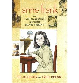 Het leven van Anne Frank (5 talen)
