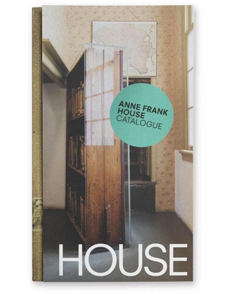 Casa de Ana Frank - Catálogo del museo (8 idiomas)