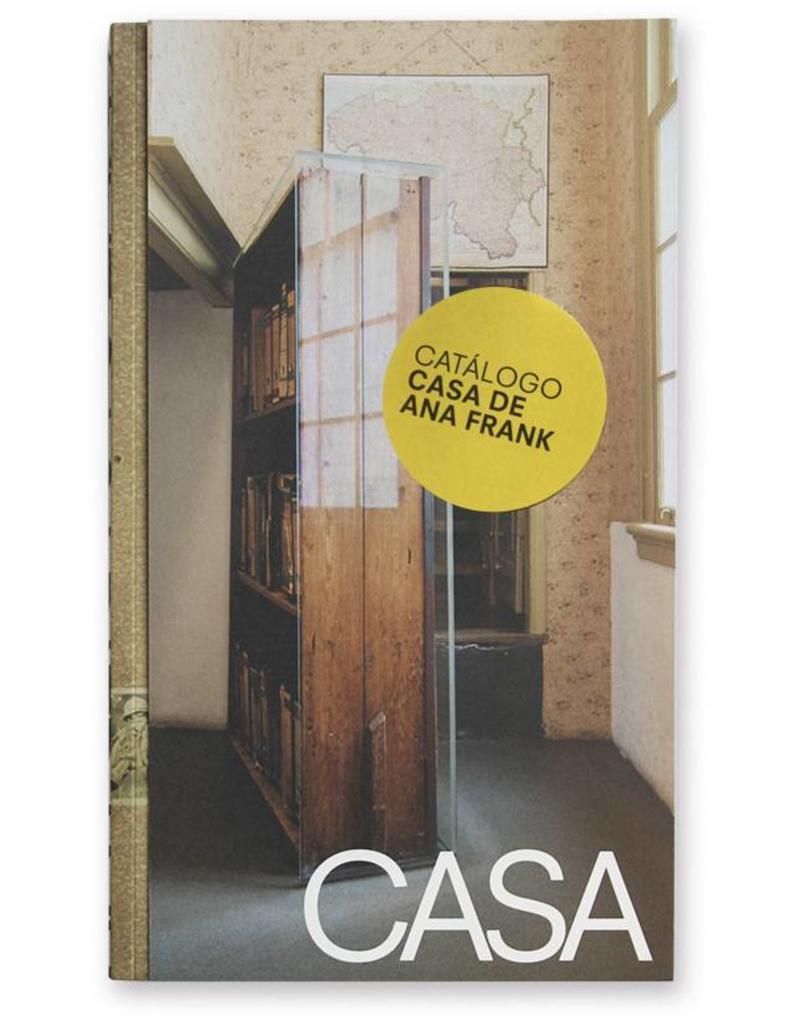 Anne Frank Huis - Museumcatalogus (8 talen)