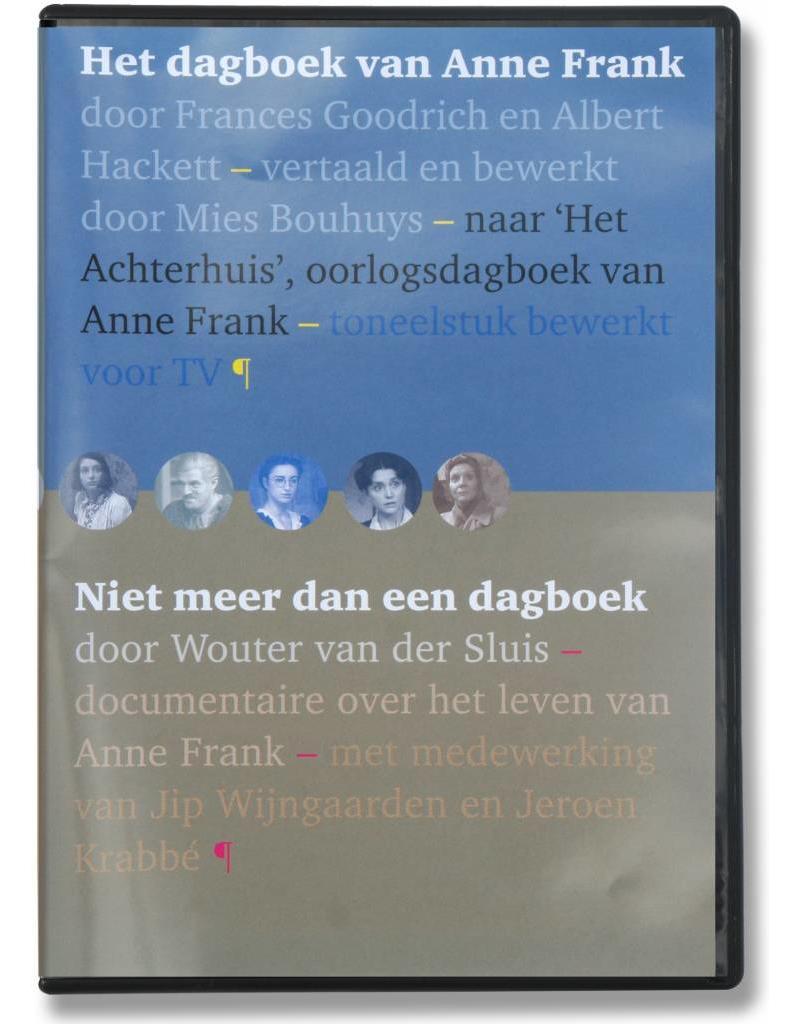Het dagboek van Anne Frank (dvd, Dutch)