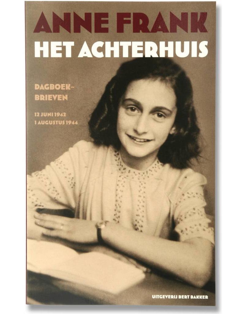 Anne Frank - Het Achterhuis - Dagboekbrieven (Dutch)