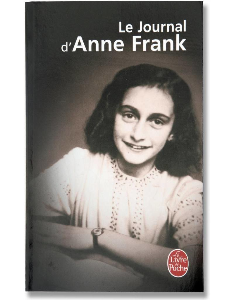 Le Journal d'Anne Frank (Francés)