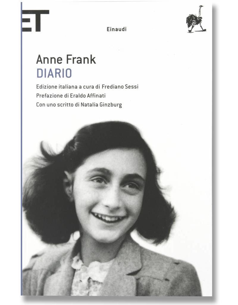 Anne Frank - Diario (Italienisch)
