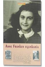 Anne Franken Eunkaria  (Baskisch)