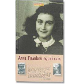 Anne Franken Egunkaria  (Baskisch)