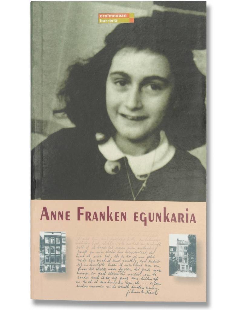 Anne Franken Egunkaria  (Vasco)