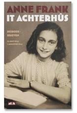 Anne Frank - Het Achterhûs – Deiboekbrieven (Friesisch)