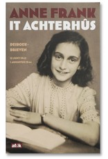 Anne Frank - It Achterhus  – Deiboekbrieven (Fries)