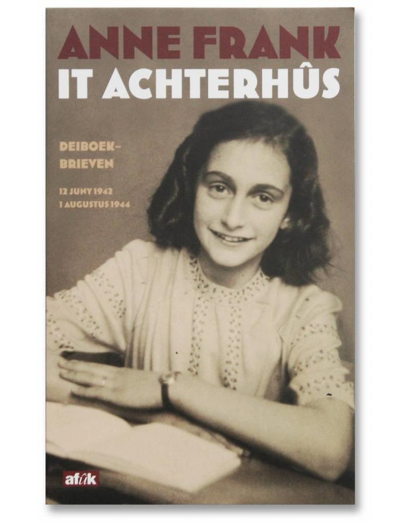 Anne Frank - Het Achterhûs – Deiboekbrieven (Frisian)