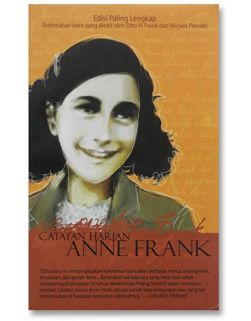 Catatan Harian Anne Frank (Indonesisch)