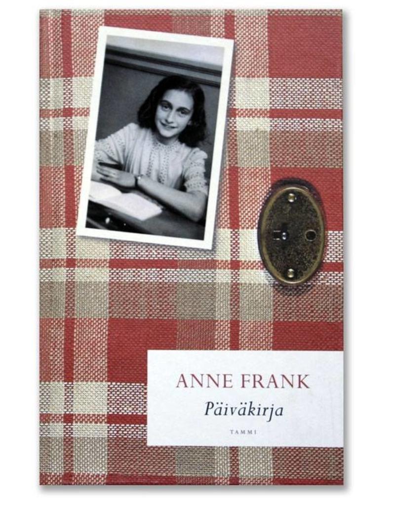 Anne Frank Päiväkirja (Fins)
