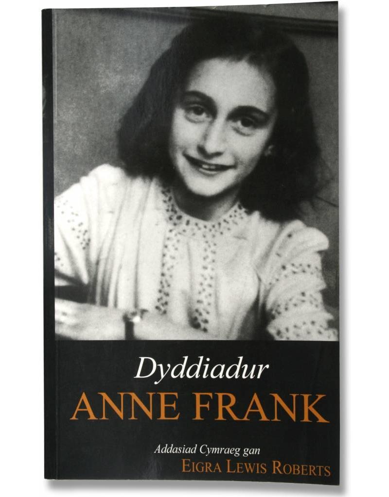 Dyddiadur Anne Frank (Galés)