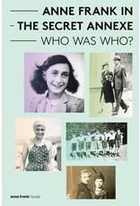 Quién fue quién en la Casa de atrás? (7 idiomas)