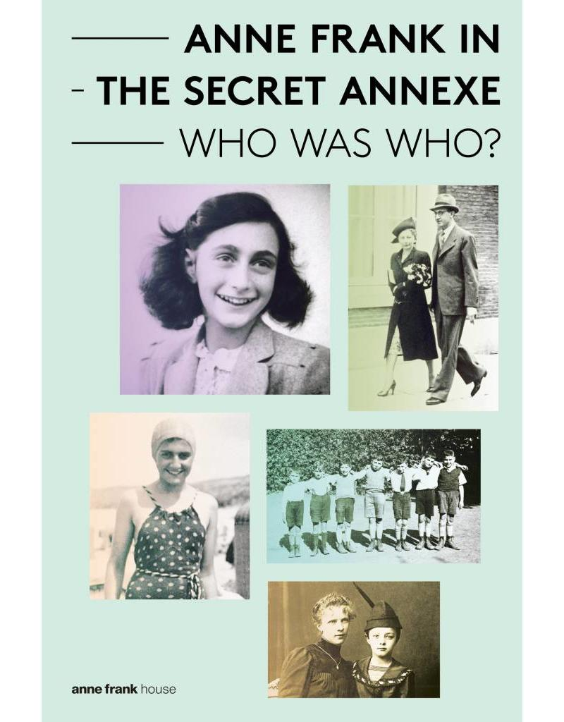 Who was Who In and Around the Secret Annexe? ( 7 languages)