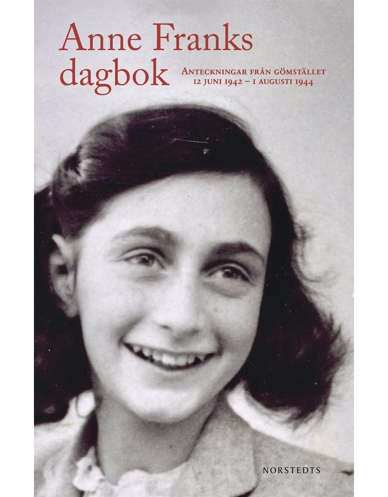Anne Franks Dagbok (Swedish)