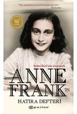 Anne Frank'in Hâtira Defteri (Turks)