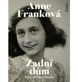Denik Anna Franková (Czech)
