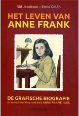 Das Leben von Anne Frank: eine Grafische Biografie (5 Sprachen)