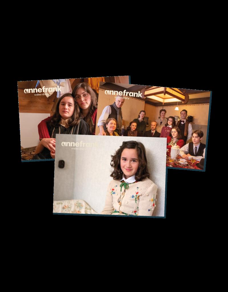 Postkarten Anne Frank Video-Tagebuch