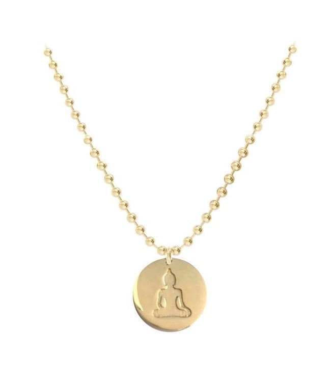 Necklace Indi Buddha