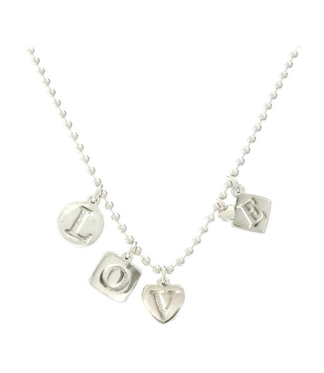 Necklace Rebel Love